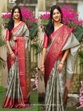 Pure Mysore Silk Saree