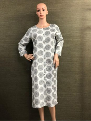 Cotton Flex Fabric Dress
